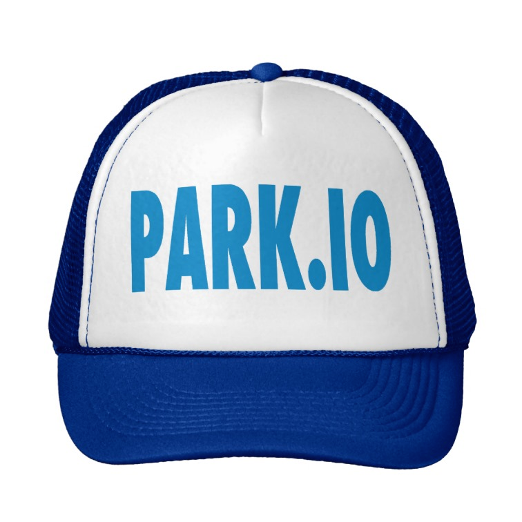 Park.io trucker hat